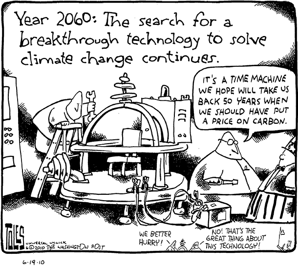 Living on Earth: America's Climate Denial Madhouse
