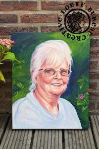 Tante Bep Portret smll