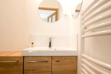 Salle de douche - chambre Or