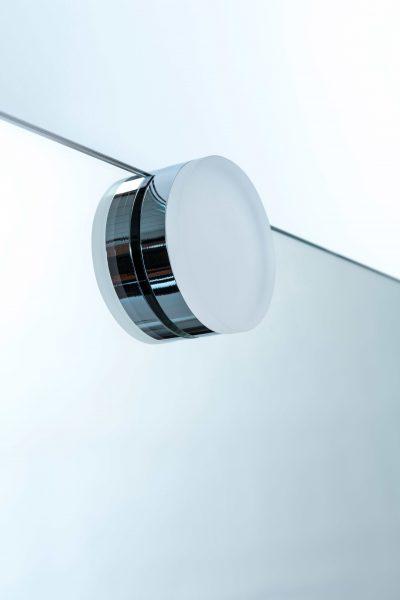 spejllampe shannon round fra loevschall med godt lys