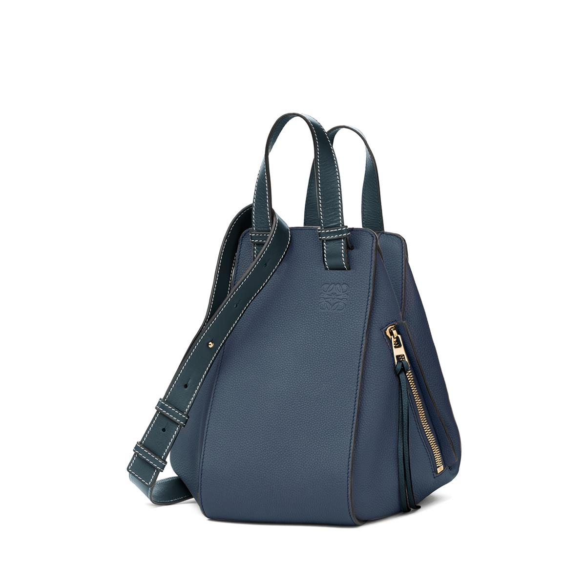 Hammock Small Bag 靛藍色 - LOEWE