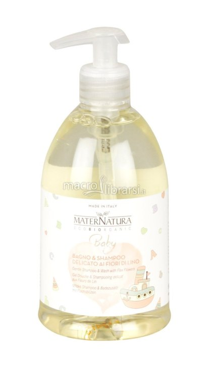Baby-bagno-e-shampoo-delicato-ai-fiori-di-lino-maternatura
