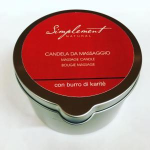 candela massaggio