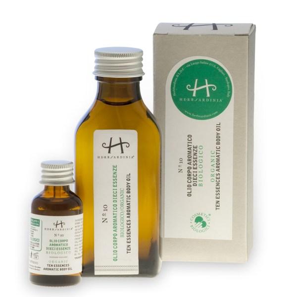 Olio-Aromatico-Dieci-Essenze 100ML-Biologico