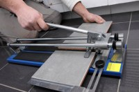 Cutting Ceramic Tiles The Easy Way