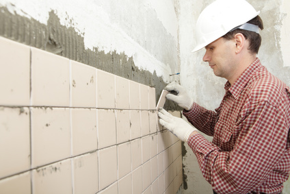 Fixing Ceramic Wall Tiles Hints And Tips