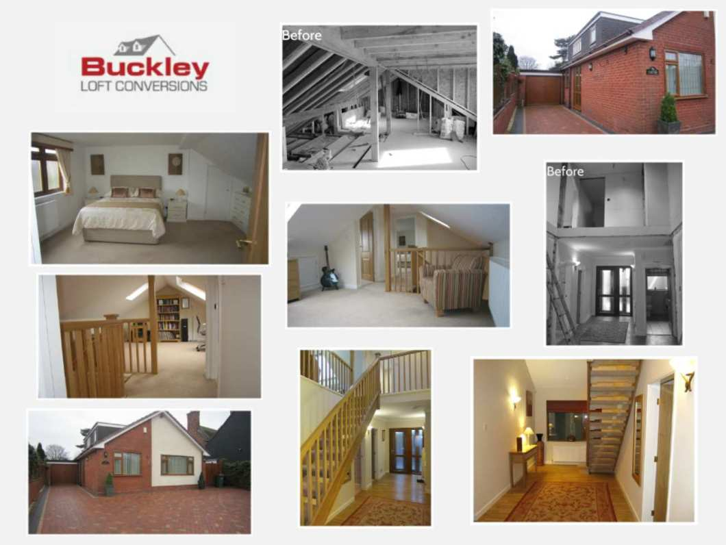 Bungalow Conversion Staffordshire