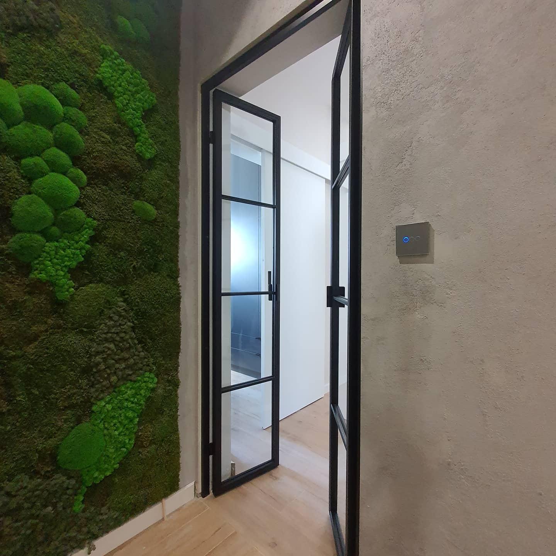 Drzwi do wietrołapu