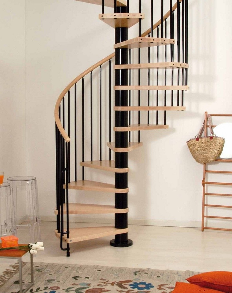 5 Reasons To Buy A Spiral Staircase For Loft Access | Spiral Staircase Into Loft | Loft Conversion | Small Spaces | Tiny House | Space Saving | Staircase Design