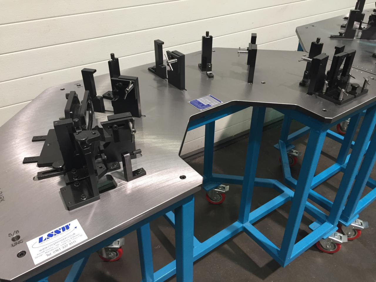 Assembly Fixtures Lofting Services