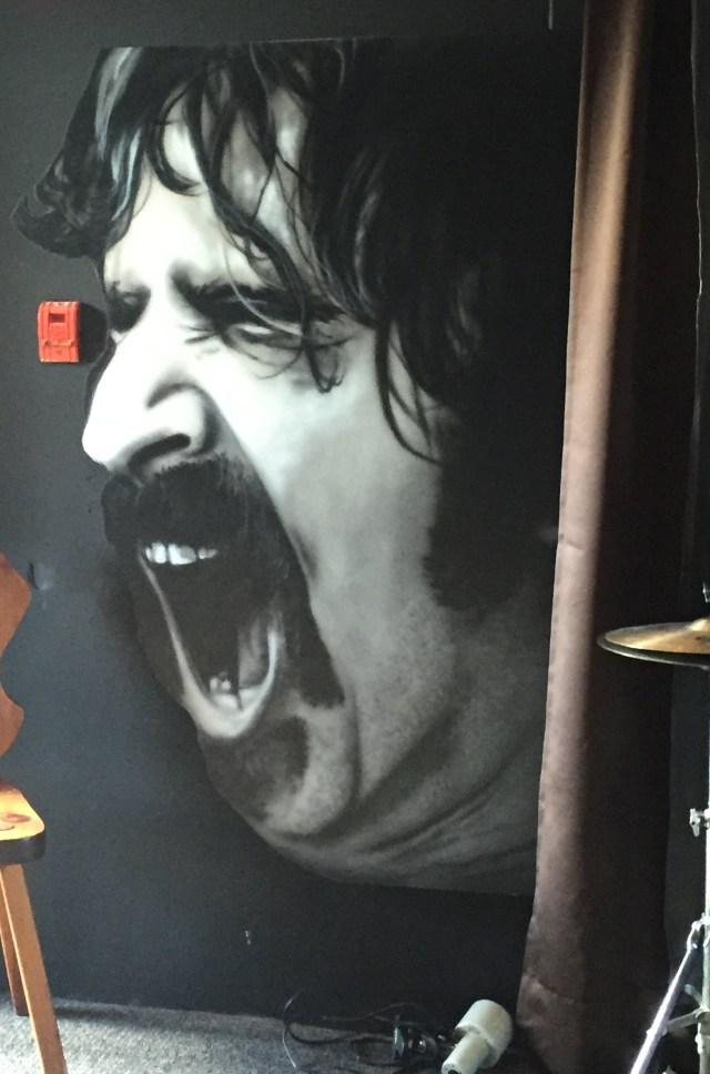Jim Morrison Janis Joplin Jimi Hendrix -Paul Acher Original Art