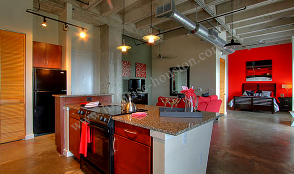 Houston Warehouse Lofts