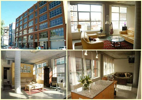 Real estate in Toronto homes for sale lofts and condos