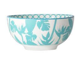 CHRISTOPHER VINE Paradiso – Paradiso Coppa Media Bowl 15.5cm Silhouette Blue AW0046