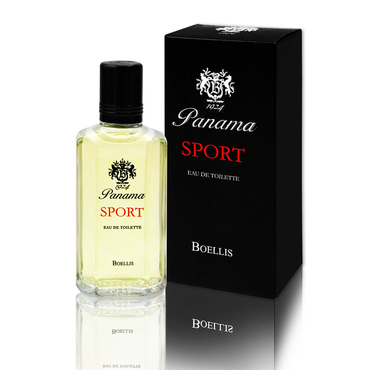 Panama Sport Eau De Toilette Spray 100 Ml – Uomo