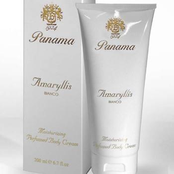 PANAMA Amaryllis Bianco Body Cream 200 Ml