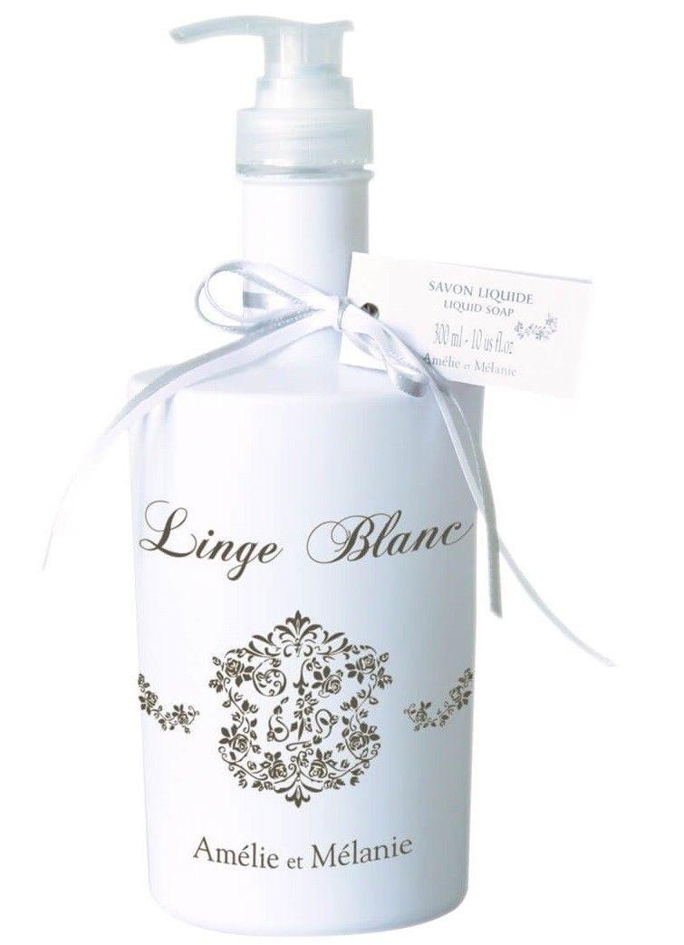 LOTHANTIQUE Amelie Et Melanie Sapone Liquido Linge Blanc 300ml
