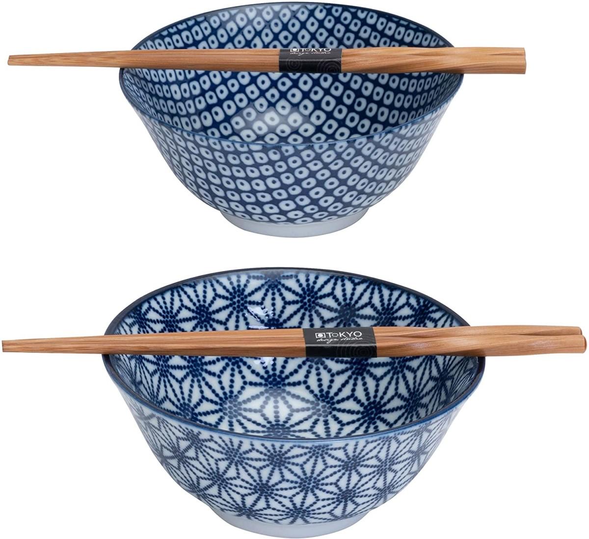 TOKYO DESIGN Set Di Ciotole Nippon Tayo