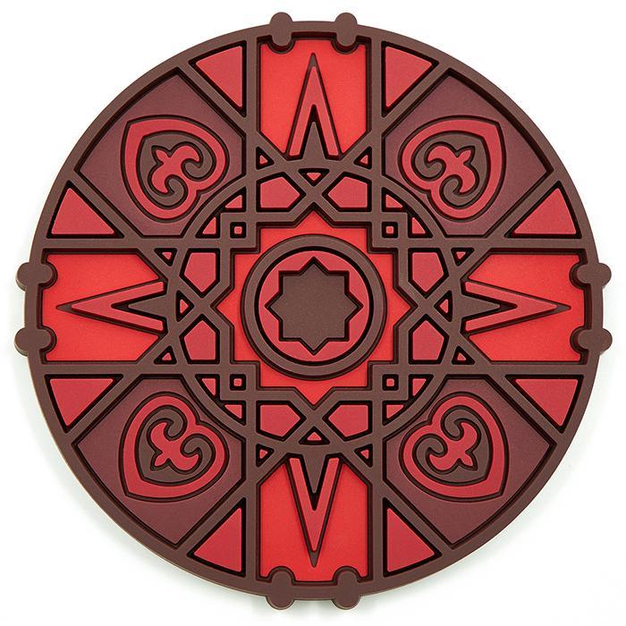 Sottobottiglia | Kalea Red | Images D'Orient 11cm