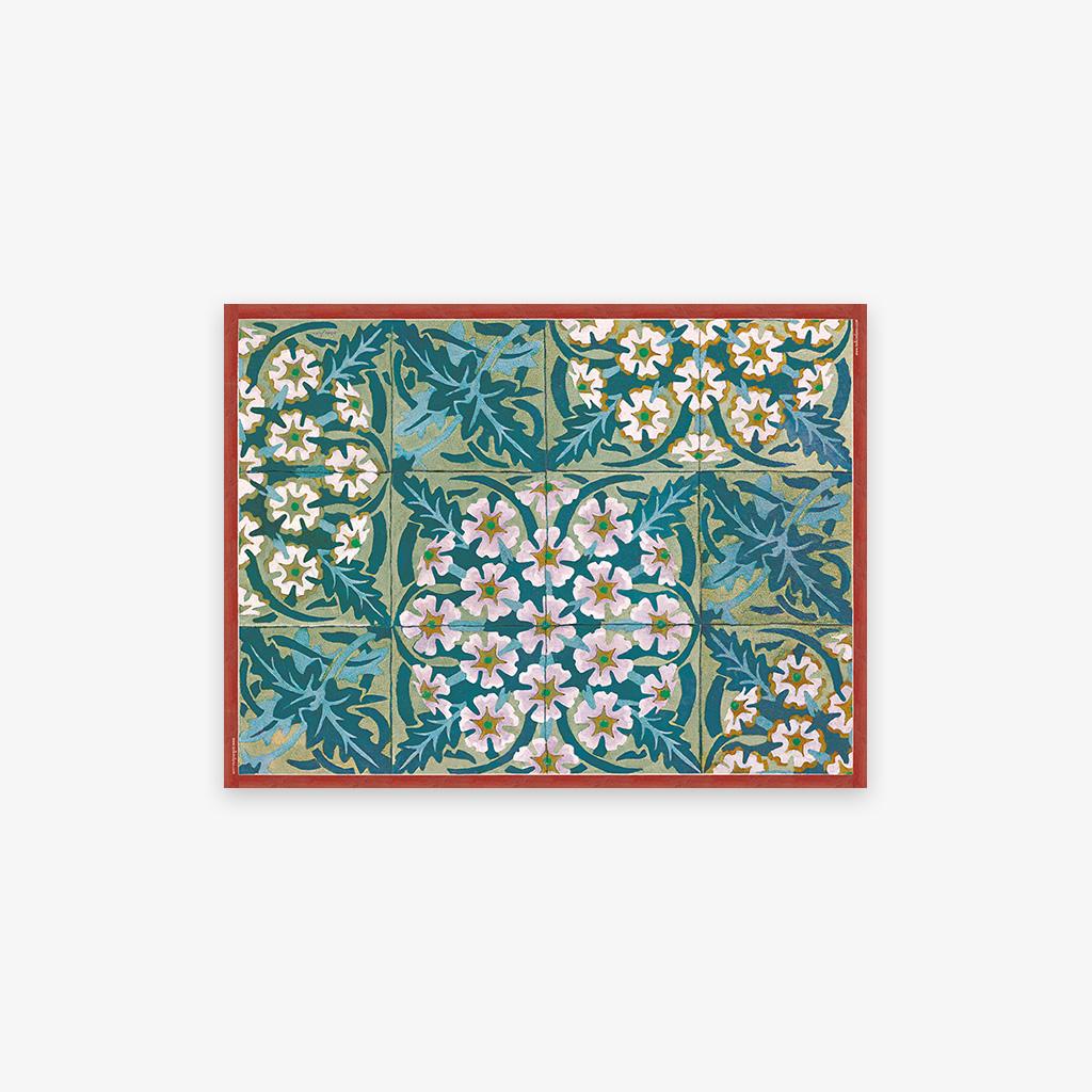 Telkì Milano Set 2 pezzi Tovagliette decorative 33x44 cm Viareggio C