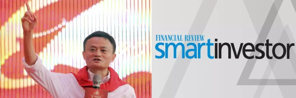 Jack Ma From Ali Baba Feature Image