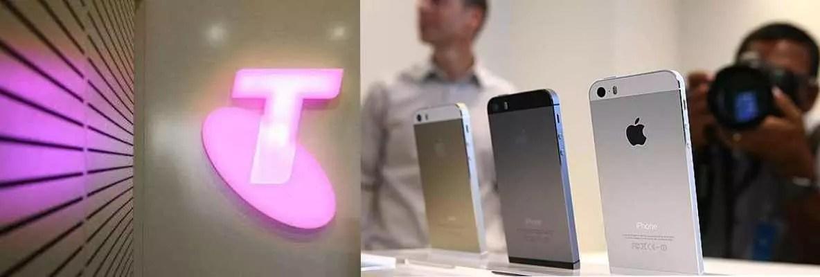 Telstra Vs Apple