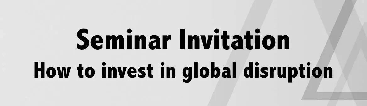 Loftus Peak Seminar Invitation