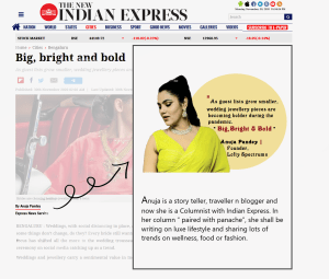 Anuja Pandey   Indian Express