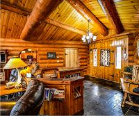 Log Cabin Decorating and Rustic Decor