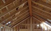 How To Build A Vaulted Ceiling Ridge Beam | www ...