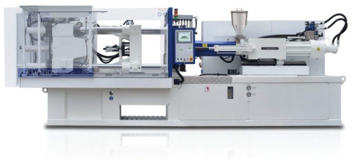 CX-280T - LOG Injection Molding Machines