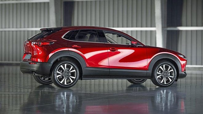 Srpriz model Mazda CX30 ve ne kan tm zellikleri  LOG
