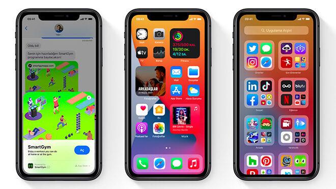 iOS 14.6 iOS 15 iOS 14