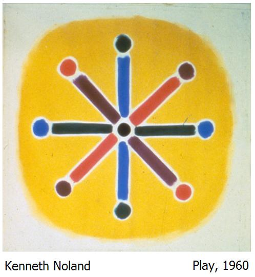 Image result for kenneth noland heat