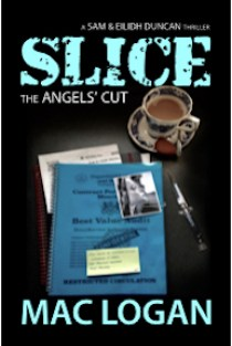 SLICE the Angels' Cut by Mac Logan