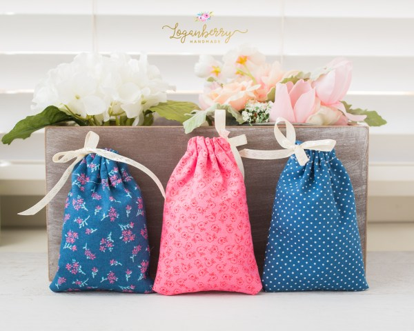 5Minute Gift Bags Loganberry Handmade