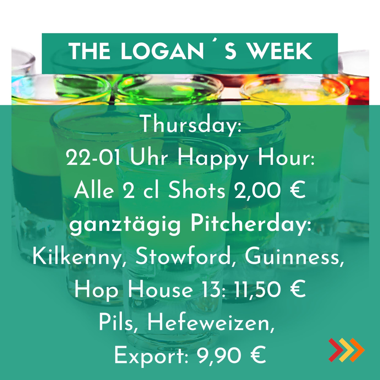 Logans Irish pub Konstanz