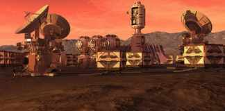 China will build first Mars simulation base