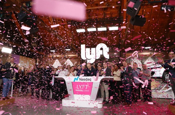 [NEWS] Lyft closes up 9% on first day of trading – Loganspace
