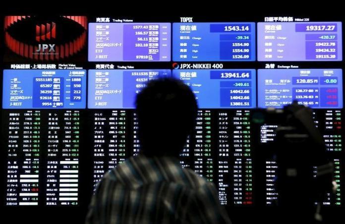 [NEWS] Asian stocks surge on China's factory comeback, trade talks progress – Loganspace AI