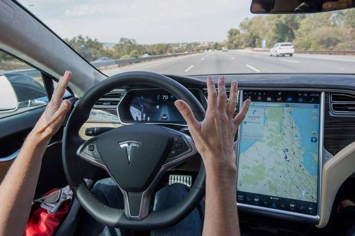 [Science] Tesla's autopilot tricked into driving on the wrong side of the road – AI