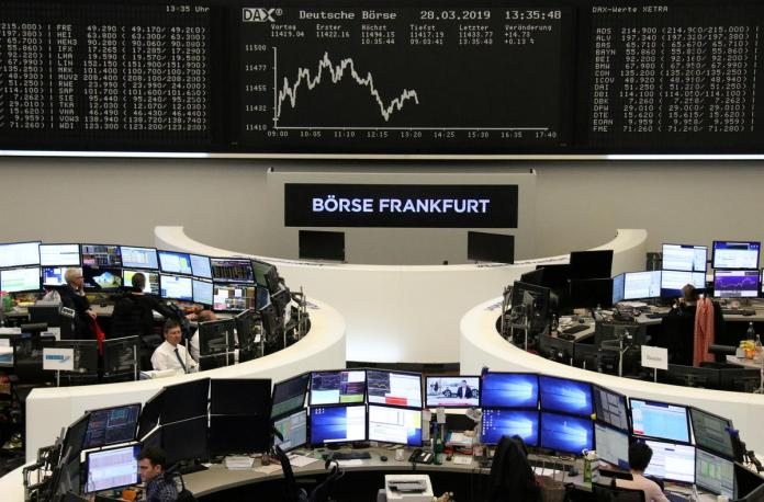 [NEWS] World stocks at six-month highs on optimism over U.S.-China trade, soft Brexit hopes – Loganspace AI