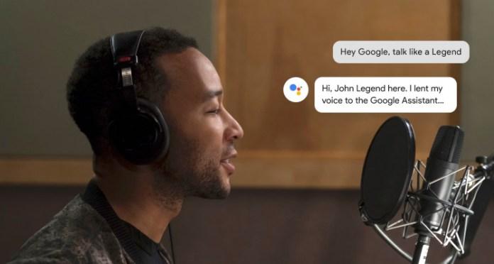 [NEWS] Google Assistant can now talk like John Legend – Loganspace