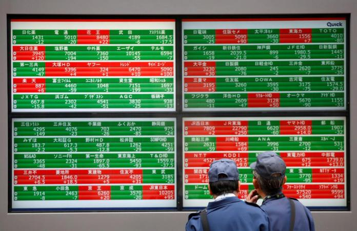 [NEWS] Asian shares near eight-month highs, U.S.-China talks in view – Loganspace AI