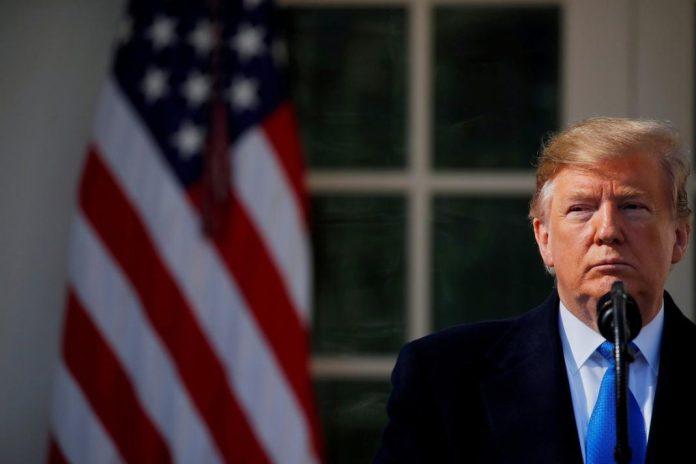 [NEWS] Trump, despite solid U.S. growth, says Fed should fire up crisis-era stimulus – Loganspace AI
