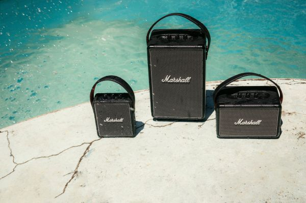 [NEWS] Marshall continues to impress with new retro portable speakers – Loganspace