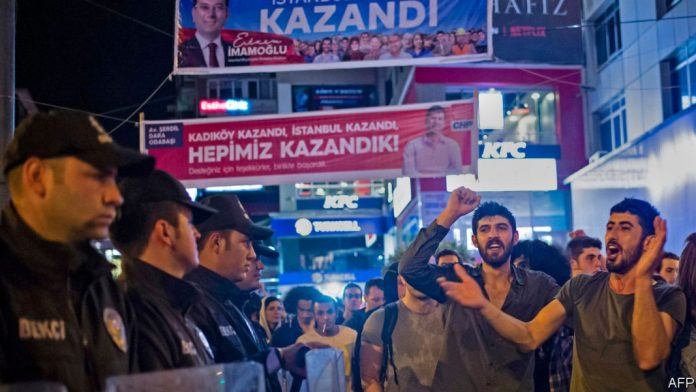 [NEWS #Alert] Turkey cancels the opposition's victory in the Istanbul election! – #Loganspace AI