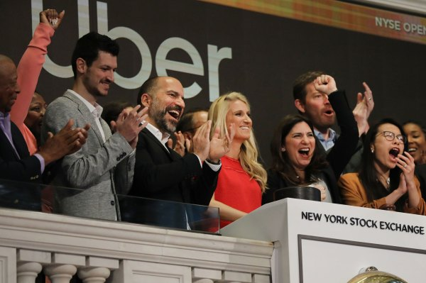 [NEWS] Uber's trading debut: who was (and wasn't) at the opening bell – Loganspace