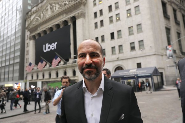 [NEWS] Daily Crunch: Uber goes public – Loganspace