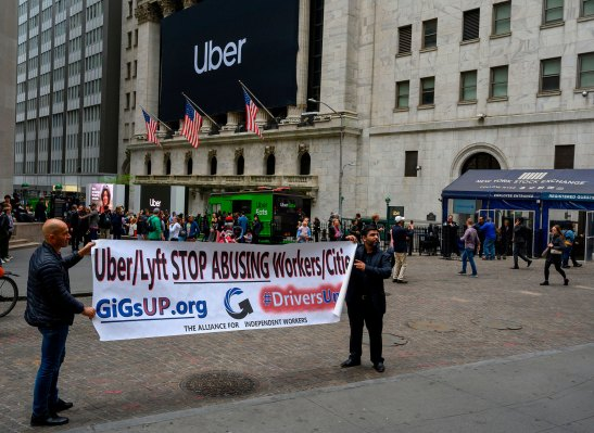 [NEWS] A brief history of Uber's bumpy road to an IPO – Loganspace